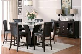 glass counter height table sets daisy counter height dining set 710 by homelegance home elegance usa