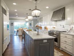 kitchen island stove best 25 kitchen with long island ideas on pinterest long
