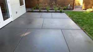 Brushed Concrete Patio Mike U0027s Concrete Seatac Shoreline To Federal Way Custom Concrete