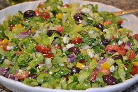 magnificent barefoot contessa greek salad greek salad recipe ina