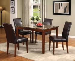 5 piece marble dinette sets 5 piece kitchen u0026 dining room