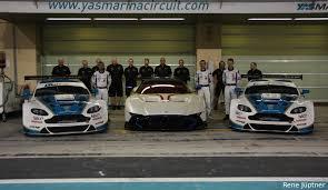 aston martin racing team gulf 12 hours news