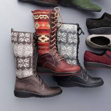 s knit boots canada