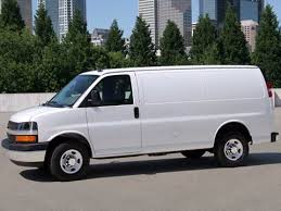 used chevrolet express 1500 cargo van minivan kelley blue book