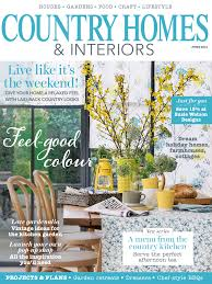 country homes interiors magazine new country homes and interiors mag out today great way to spend