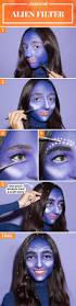 halloween face stickers 18 diy snapchat filter makeup costume tutorials gurl com