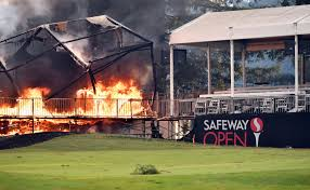 updated napa burns grandstands hours after safeway open ends