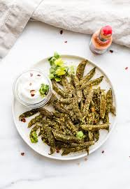 how to make homemade snap pea chips easy recipe