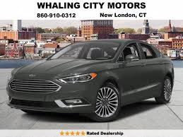 2017 ford fusion se in new london ct ford fusion whaling city
