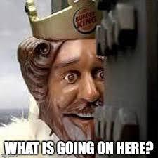 Meme King - 24 images of burger king meme template stupidgit com