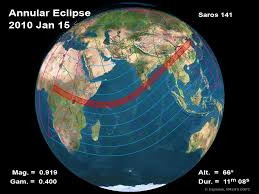 Eclipse Maps History