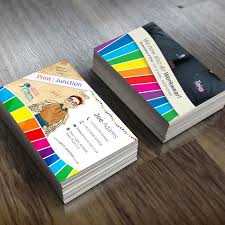 Matt Laminated Business Cards 400gsm Matt Laminated Business Cards Print Junction