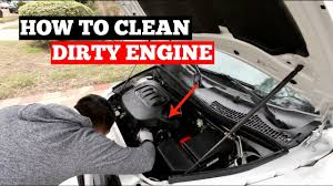 how to clean a dirty engine bay ultimate engine cleaning guide