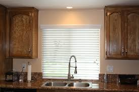 Kitchen Window Blinds by Decor Remarkable Wooden Blinds Lowes For Modern Window Decoration
