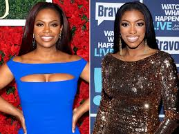 porsha williams rhoa kandi burrus confronts porsha williams over drug claims
