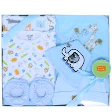 8 pieces high quality cotton newborn baby gift set baby clothing