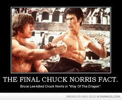 Bruce Lee Meme - bruce lee vs chuck norris the truth melolz just for fun funny