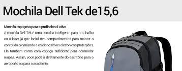 Extreme Mochila Dell Tek 460-BBQC - Para Notebooks até 15,6