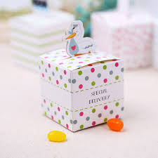 stork baby shower decorations free shipping baby shower favors special delivery stork favor box