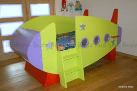 toddler theme beds rocket theme bed novelty rocket bed created by bedtime bedz
