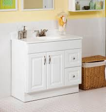 Bathroom With Wainscoting Ideas Bathroom Simple Bathroom Vanity Ideas With White Wood Cabinets