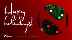 wishing all our readers happy holidays and the best for 2017