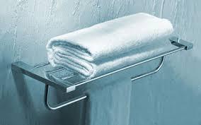 Glass Bathroom Shelf With Towel Bar Glass Bathroom Shelf With Towel Bar Sampling Of Bathroom