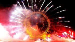 one new year s fireworks 2016 2017