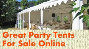 18 great party tents for sale online youtube