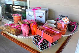 preparing baby shower prizes liviroom decors
