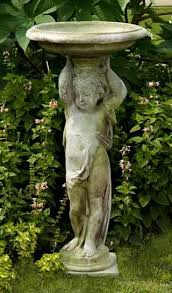 25 gorgeous outdoor garden statues ideas on