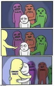 Emotional Eating Meme - stress imgflip