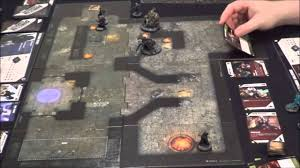 Dread Gazebo Smash Up by Games Night 9 Dungeon Command Youtube