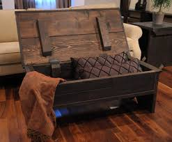 Diy Storage Ottoman Plans Diy Coffee Table With Storage Plans Best Gallery Of Tables Furniture