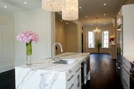 Ceiling Light Crown Molding by Calcutta Marble Kitchen Modern With Brownstone Ceiling Lighting