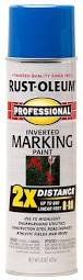 amazon com rust oleum 266591 15 oz professional 2x marking spray