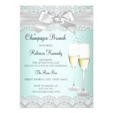 engagement brunch invitations pink chagne glasses diamonds engagement party 5 25 5 25