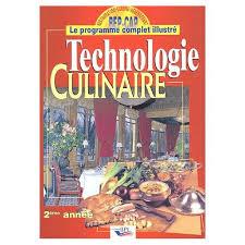 technologie cuisine cap culinaire 2ème ée bep cap restauration cuisine hébergement