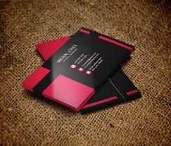 Business Cards 2 Sided Design 2 Sided Unique And Eye Catching Business Card For 5