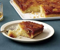 tropical upside down cake finecooking