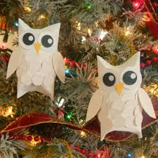 christmas christmas gallery snowowls2 splendi owl decorations