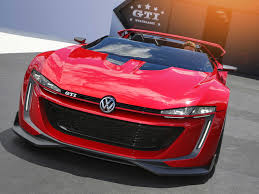 volkswagen models vw golf r 400 and gti roadster concepts at la auto show business