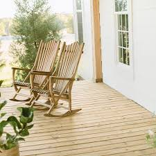 life on the farm front porch rocking chairs chip u0026 joanna