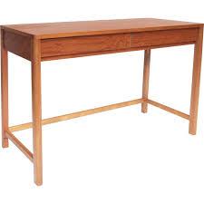 petit bureau vintage small vintage scandinavian mid century console desk 1960s design