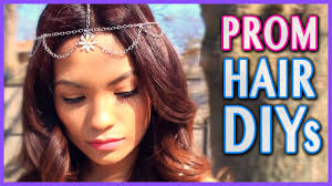 prom hair accessories diy prom hair accessories with belinda selene