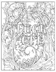swear word coloring pages u2013 wallpapercraft
