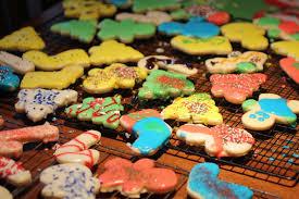 homemade christmas cookies u2013 happy holidays