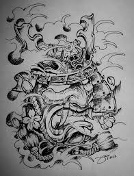 mask tattoos designs and ideas page 19
