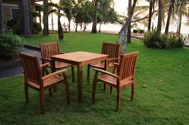 patio garden premium teak outdoor furniture with elegant
