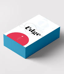Matt Laminated Business Cards Edge Painted Business Cards 600gsm Matt Laminated Jamjar Print